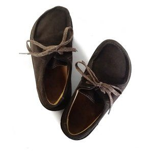Birkenstock 36 Shoes Brown Suede  Oxford L5